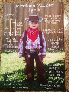 {The Boyd Family}: Cowboy Party
