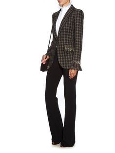 Sonia Rykiel Embellished tweed jacket