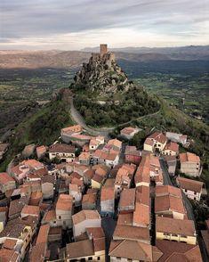 Reminds me of . Europe Photos, Sardinia, Sicily, Wonderful Places, Adventure Travel, Paris Skyline, The Good Place, City Photo, Places To Go