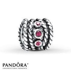 Pandora Charm Romance Sterling Silver