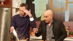 Coddled Eggs with Spinach and Goat Cheese Recipe by Clinton Kelly - The Chew