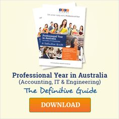 Join Professional Year Program in Australia  Want a job after graduation in Australia? Join professional year program in Australia to gain real skills and eligibility to join Australian workforce. Internship program is useful for graduates to get job in the industry. Join a professional year program now.   Professional Year In IT, How To Increase Points For PR, Professional Year In Accounting