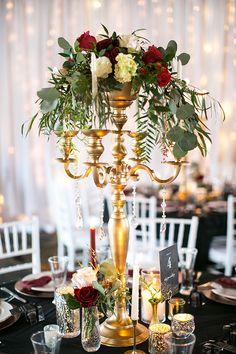 Chic Holiday Wedding Ideas