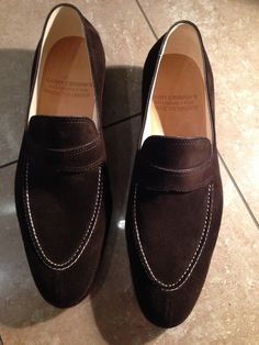 """Saint Crispin's.....very classy.laid back too,if u want a """"I can afford it but wont show it off"""" look"""
