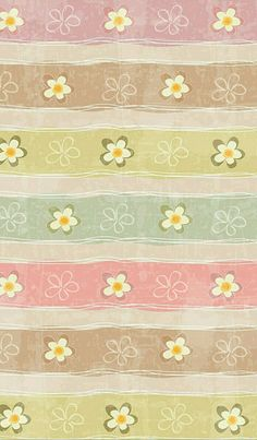Do the old striped flowers seamless background vector Vintage Flowers Wallpaper, More Wallpaper, Computer Wallpaper, Flower Wallpaper, Screen Wallpaper, Pattern Wallpaper, Iphone Wallpaper, Cool Backgrounds Wallpapers, Tsumtsum