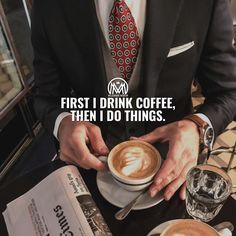 """32.3 k mentions J'aime, 402 commentaires - Millionaire Mentor (@millionaire_mentor) sur Instagram : """"Is coffee your fuel? ☕️ Read on Is coffee good for you? Does it truly increase productivity? …"""""""