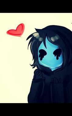 I am keeping/loving Eyeless Jack. *Looks around secretly. Eyeless Jack, Scary Creepypasta, Desenhos Gravity Falls, Horror Party, Creepy Pasta Family, Dont Hug Me, Laughing Jack, Jeff The Killer, Urban Legends