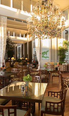 Tea Time | The Veranda | Kahala Hotel & Resort | Honolulu, HI