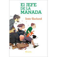 """""""El jefe de la manada"""" de Inés Garland. Ficha elaborada por Alicia Casado."""