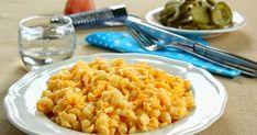 Tojásos nokedli (paleo) Macaroni And Cheese, Dishes, Ethnic Recipes, Food, Minden, Desk, Mac And Cheese, Desktop, Tablewares