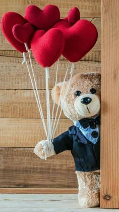 Balloons for you love Birthday Wishes Cards, Happy Birthday Messages, Happy Birthday Images, Happy Birthday Greetings, Teddy Bear Quotes, Teddy Bear Images, Teddy Bear Pictures, Teddy Day, My Teddy Bear