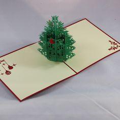 wholesale greeting card, Christmas pop up card, Pine noel card, tree noel greeting card when buy from Wholesale Greeting Cards, Christmas Pops, Pop Up, Pine, 3d, Noel, Pine Tree, Popup