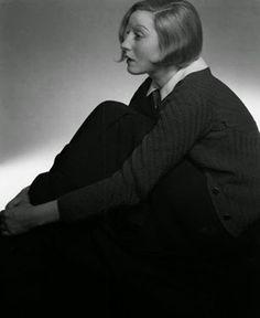 Elisabeth Bergner, 1935: Edward Steichen