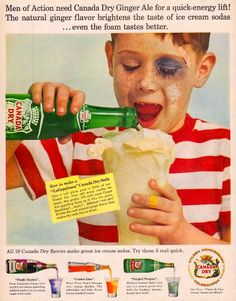 Beating Your kids ist totally okay if You afterwards treat them to canada dry sodas.
