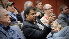 Neil deGrasse Tyson: Aliens  UFOs explained by astrophysicist (A brilliant man AND funny--what more could anyone want?)