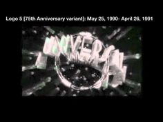 Universal Pictures Logo History 1927-2012