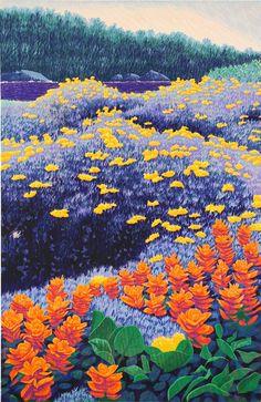 Gordon Mortensen : Paint Brush  at Davidson Galleries