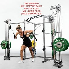 Home Gym Garage, At Home Gym, Cable Machine, Join A Gym, Battle Ropes, Power Rack, Home Gym Equipment, Crossover, Gym Workouts