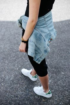 Styled Down with About You | Basic Apparel