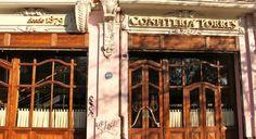 Confitería Torres, um café clássico e autêntico de Santiago