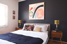 The power of paint! #BaronTips #HomeIdeas http://www.apartmenttherapy.com/the-power-of-paint-9-magical-accent-wall-gifs-243829