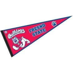 Fresno State Bulldogs Pennant