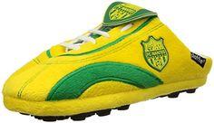 Open Sloffie slippers FC Nantes size 8-10.5 - http://on-line-kaufen.de/sloffie/xxs-open-sloffie-slippers-fc-nantes