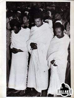 I believe in the religion of Islam. I believe in Allah and peace. ―Muhammad Ali