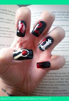 twilight #nail #nails #nailart