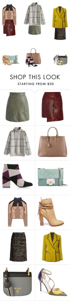 """great skirts"" by verajf on Polyvore featuring Chicwish, Isabel Marant, Prada, Senso, Jimmy Choo, adidas Originals, Steve Madden, Simone Rocha and Jean-Paul Gaultier"