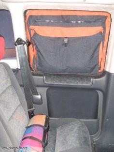 Bolsillero de ventana [Citroën berlingo o mas minicamper]