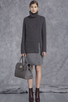 Day 7 - Mulberry Pre-Fall 2014