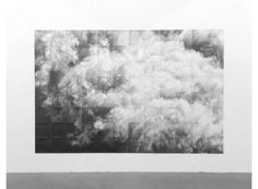Alison Moffett  The Impossibility of Cloud, 2014
