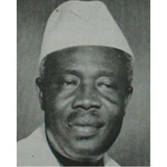 JAMES EDWARD GREENE served as the 24th VICE PRESIDENT OF LIBERIA from April 1972 until his death on July 22 1977 during President William R. Tolbert Jr.'s first term.  Born in Greenville Sinoe County on July 6 1915 he was educated at the St. Paul's Episcopal High School and at Liberia College where he obtained a B.A. in 1940.  Prior to becoming VP Greene was a teacher at Sinoe High School from 1941 - 1949 before becoming its principal from 1949 - 1952. He later served as superintendent of…