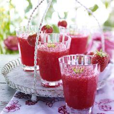 Erdbeer-Cocktail Rezept | LECKER