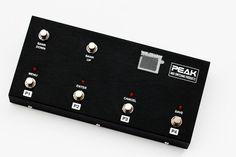 NEW - Programmable MIDI Foot Controller (MIDI Foot Switch) FCB4N2 #PEAK
