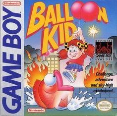 1000 Volts of love for Ballon Kid