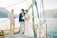 Yacht wedding with nautical sailboat wedding details Boat Wedding, Yacht Wedding, Beach Wedding Reception, Wedding Tags, Beach Wedding Decorations, Nautical Wedding, Wedding Ceremony, Dream Wedding, Wedding Ideas