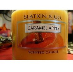 Slatkin & Co. Caramel Apple Candle