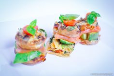 HEALTHY EGG MUFFINS !!! A quick little recipe post proving that healthy food can look and taste delicious too! These little bite sized savoury muffins are great to keep hunger at bay through the day.