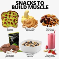 Healthy Nutrition Motivation - - Child Nutrition Chart - Nutrition Food Chart - Nutrition Videos Pictures - Health And Nutrition Crafts Food To Gain Muscle, Build Muscle Mass, Muscle Food, Gaining Muscle, Muscle Building Meal Plan, Muscle Building Women, Lean Muscle Meal Plan, Best Muscle Building Foods, Muscle Gain Workout