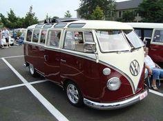 volkswagen bus for cruise