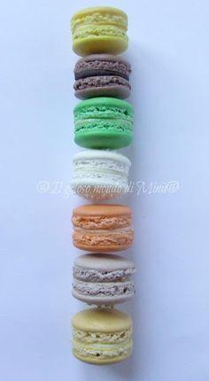 Il Goloso Mondo di Minu': Macarons mon amour!
