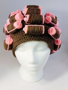 Crochet Hair Rollers Pattern : Fun Crochet on Pinterest Crochet Patterns, Free Crochet and Crochet