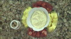 Fresh Fruit and Honey Lime Dip Thursday, May 7, 2015