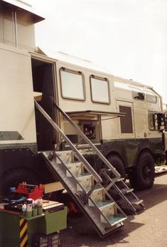 Das Offroad Forum: Talking about ... UNIKAT Overland Truck, Overland Trailer, Expedition Vehicle, Diy Camper, Truck Camper, Offroad, Best Campervan, Off Road Camper, House On Wheels