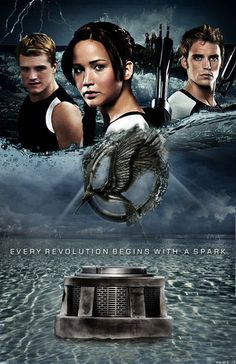 "21 Fan-Made ""Catching Fire"" Movie Posters You Have To See...pin now, read later"