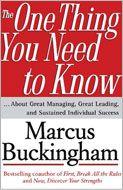 Marcus Buckingham Series