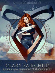#Shadowhunters - Clary Fray