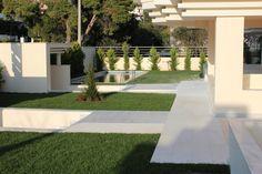 Τετραώροφη πολυκατοικία στη Γλυφάδα | vasdekis Cribs, Remodeling, Sidewalk, Pure Products, Projects, Cots, Bassinet, Crib Bedding, Walkways